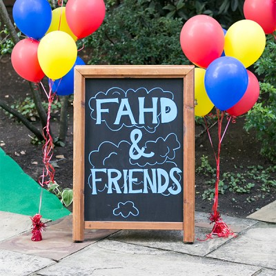 Fahd's Birthday Party