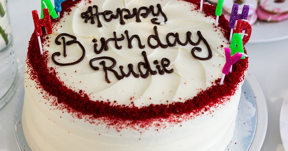 Rudie's Birthday Party