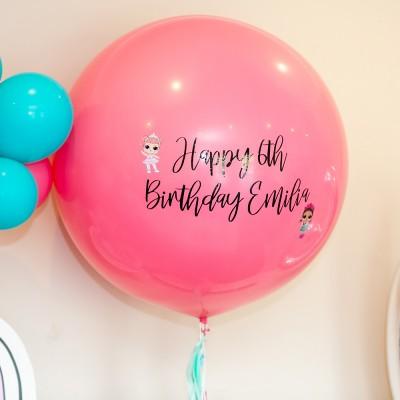 Emilia's Birthday Party