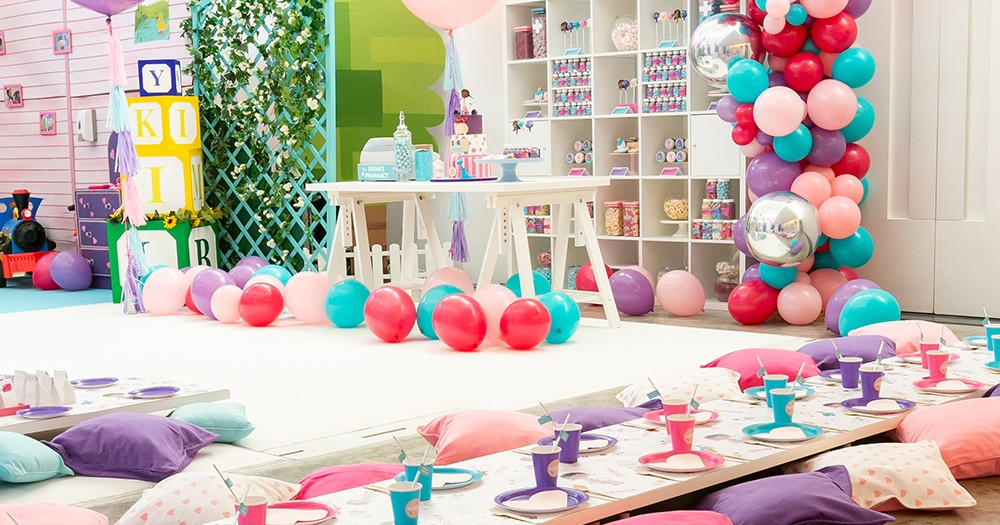 Reina's Birthday Party