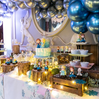 Sarah's Birthday Party
