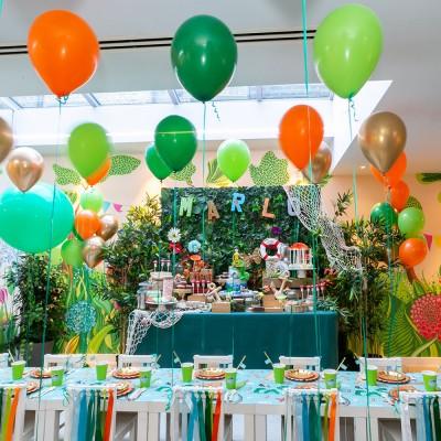 Marlo's Birthday Party