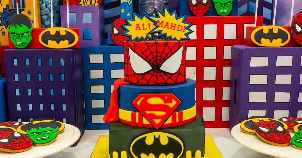 Mahdi & Ali's Birthday Party