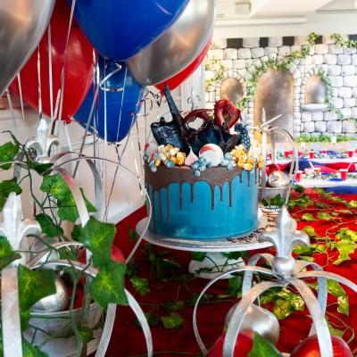 Faris's Birthday Party