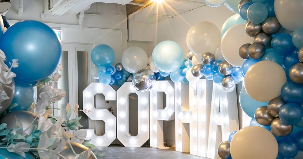 Sophia's Birthday Party