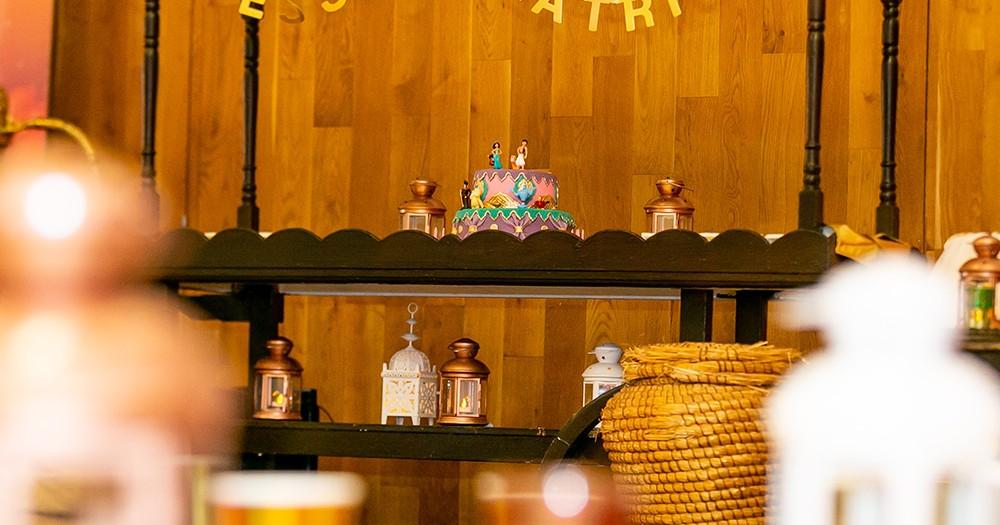 Tesse & Beatrice's Birthday Party