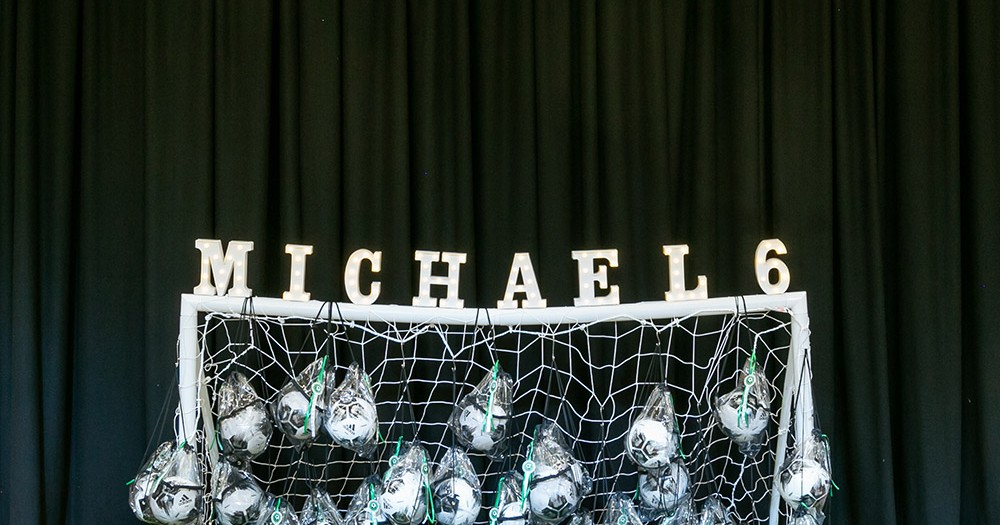 Micheal's Birthday Party