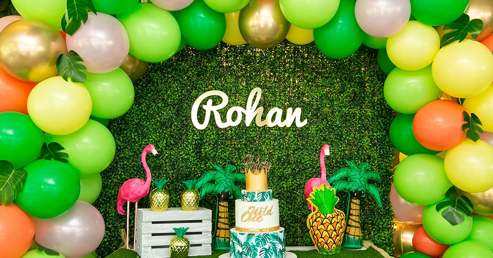 Rohan's Birthday Party