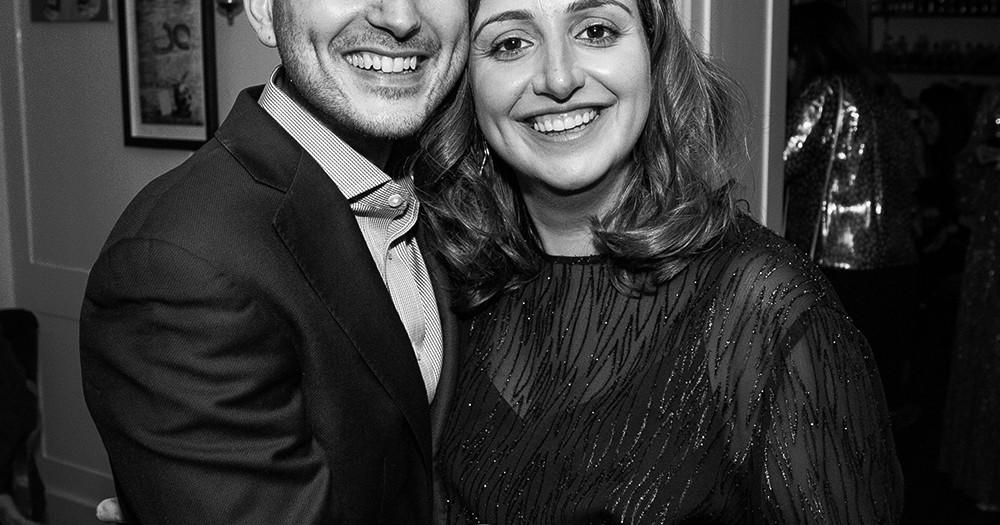 Line & Amir's Wedding Anniversary