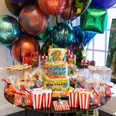 Cyrus's Birthday Party